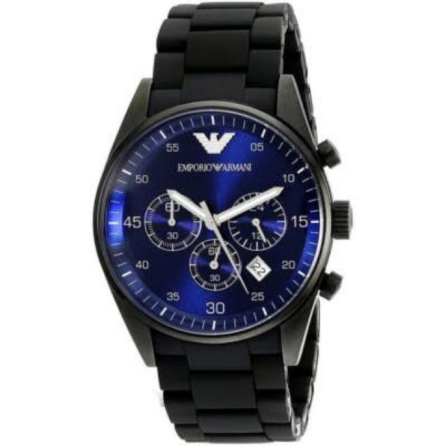 Emporio Armani - AR5921 エンポリオアルマーニ 腕時計 アルマーニ ウオッチ  ARMANIの通販 by 283.Customs|エンポリオアルマーニならラクマ