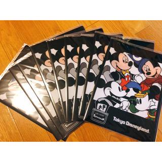 Disney - ミッキー 見開きクリアファイル6個