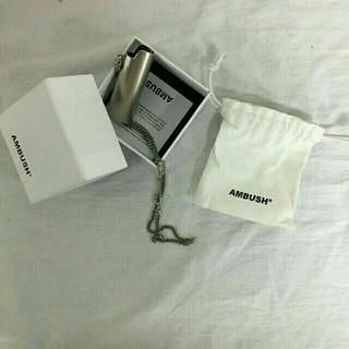アンブッシュ(AMBUSH)のAMBUSH人気のライターケースネックレス(ネックレス)