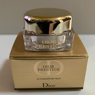 クリスチャンディオール(Christian Dior)のディオール プレステージ ル コンサントレ ユー〈目元用クリーム〉(アイケア/アイクリーム)