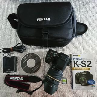 PENTAX - PENTAX K-S2 ボディとタムロン18-250レンズのセット