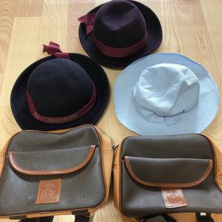 めぐみ幼稚園 カバン 帽子
