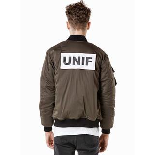 UNIF - UNIF ユニフ ボンバージャケット