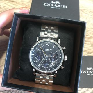 コーチ(COACH)のCOACH 新品 確実本物  腕時計(腕時計(アナログ))