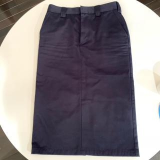 ハイク(HYKE)のワークタイトスカート (ひざ丈スカート)