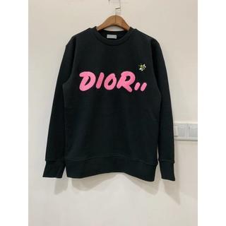 ディオール(Dior)のDior_men / DIOR×KAWS / ロゴ入りスウェットシャツ(スウェット)