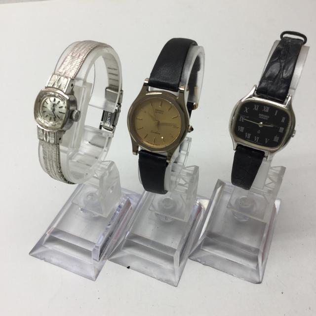 SEIKO - CITIZEN・SEIKO 腕時計 3点セット ジャンク品の通販 by ライク's shop|セイコーならラクマ