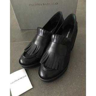 ドゥーズィエムクラス(DEUXIEME CLASSE)のEZDOLCE様専用新品正規品スペイン大人気 パロマバルセロ(ローファー/革靴)