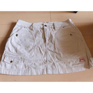パーリーゲイツ(PEARLY GATES)のパーリーゲイツスカート(ミニスカート)
