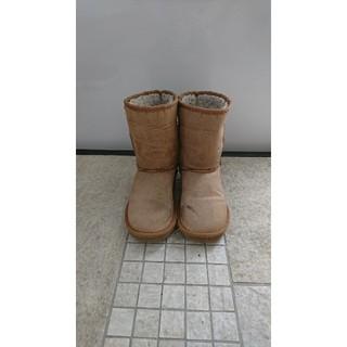 ヴァンズ(VANS)のムートンブーツ 17cm(ブーツ)