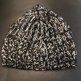 マークジェイコブス(MARC JACOBS)のマークジェイコブス MARC JACOBS  ニット帽 新品 未使用  (ニット帽/ビーニー)