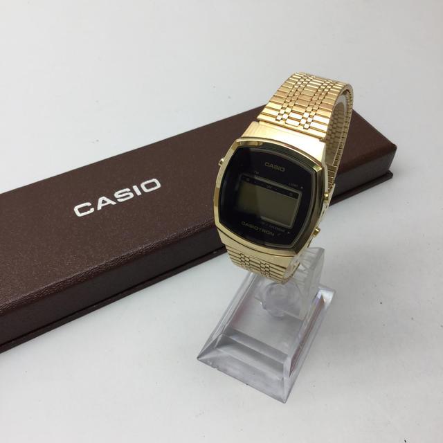 CASIO - CASIO 腕時計 ジャンク品 ケース付きの通販 by ライク's shop|カシオならラクマ