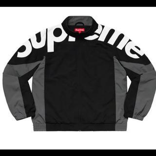 シュプリーム(Supreme)のSupreme shoulder logo track jacket(ナイロンジャケット)