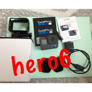 GoPro - GoPro hero6 ブラック