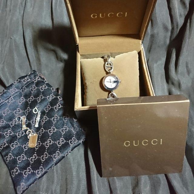 Gucci - グッチ ブレスウォッチ レディース時計 107の通販 by 1965M's shop|グッチならラクマ