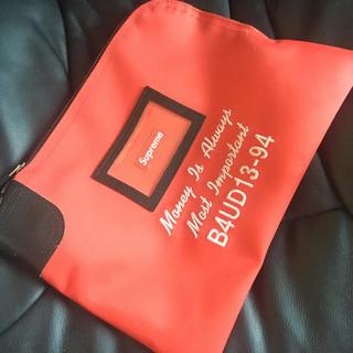 シュプリーム(Supreme)のSupreme 17FW Rifkin Safety Bag(セカンドバッグ/クラッチバッグ)