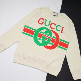 huge discount d0439 bf7a4 Gucci グッチ スウェット