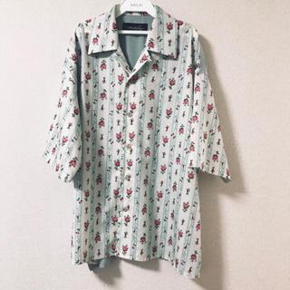 ミルクボーイ(MILKBOY)のMILKBOY ROSE GARLAND SHIRTS シャツ(シャツ/ブラウス(半袖/袖なし))