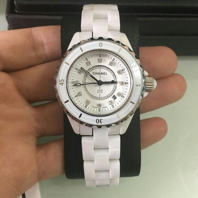 CHANEL - CHANEL 時計 J12の通販 by ★OTOHA★'s shop|シャネルならラクマ
