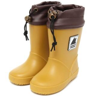 アンパサンド(ampersand)の足口絞り付き長靴(長靴/レインシューズ)