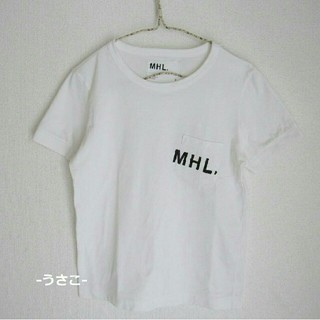 マーガレットハウエル(MARGARET HOWELL)の  n q o様専用☆ MHL Tシャツ マーガレットハウエル(Tシャツ(半袖/袖なし))