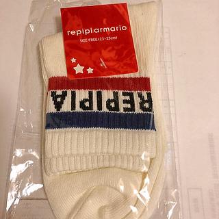 レピピアルマリオ(repipi armario)のレピピアルマリオ 靴下(ソックス)