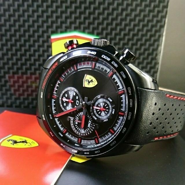 Ferrari - 新品★プレミアムブラック《国内未販売》スクーデリア・フェラーリ★スピードレーサーの通販 by ミラクール's shop|フェラーリならラクマ