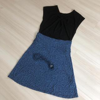 シマムラ(しまむら)の最終価格!トップス スカート セット売り(カットソー(半袖/袖なし))