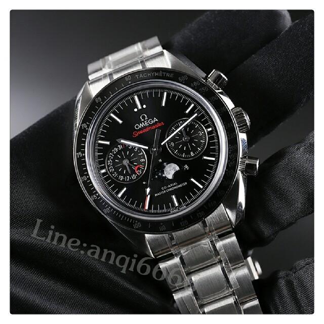 OMEGA - オメガ 腕時計 スピードマスター 304.30.44.52.01.001の通販 by イヨ's shop|オメガならラクマ