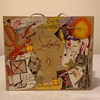 クリスチャンルブタン(Christian Louboutin)のクリスチャンルブタン 20ans 記念 ショップバッグ(ショップ袋)