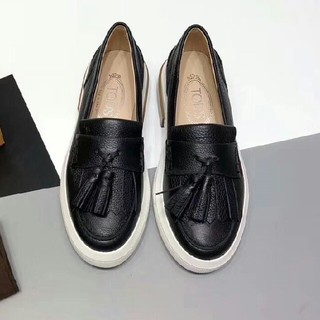 TOD'S - TODS トッズ タッセルスリッポン
