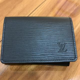 ルイヴィトン(LOUIS VUITTON)のLOUIS VUITTON  カードケース 名刺入れ(キーケース/名刺入れ)
