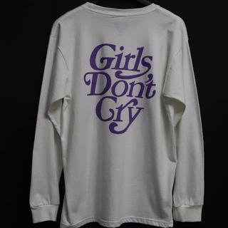 ジーディーシー(GDC)の新品未使用 Girls Don't Cry ガールズドントクライ(Tシャツ/カットソー(七分/長袖))