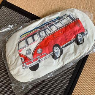 フォルクスワーゲン(Volkswagen)の【非売品・新品】フォルクスワーゲン クッション(ノベルティグッズ)