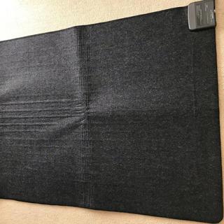 ムジルシリョウヒン(MUJI (無印良品))の無印良品  ホットカーペット 1畳(ホットカーペット)
