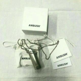 アンブッシュ(AMBUSH)のAMBUSH アンブッシュ ネックレス ライターケース (ネックレス)