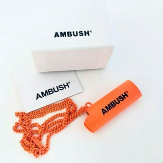 アンブッシュ(AMBUSH)のAMBUSH/ライターケースネックレス/Halloween Limted(ネックレス)