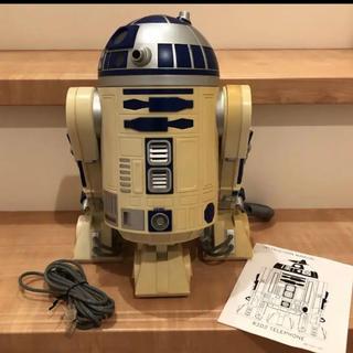 Disney - スターウォーズ R2-D2 電話機