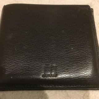 timeless design 69d62 43e9e ダンヒル 二つ折り財布
