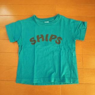 シップス(SHIPS)のTシャツ♡100(Tシャツ/カットソー)