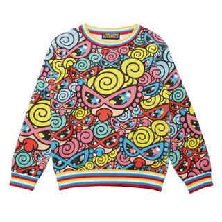 ヒステリックミニ(HYSTERIC MINI)のセーター(Tシャツ/カットソー)