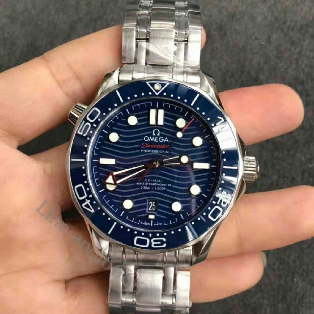 OMEGA - オメガ 腕時計 シーマスター 210.30.42.20.03.001 自動巻きの通販 by イヨ's shop|オメガならラクマ