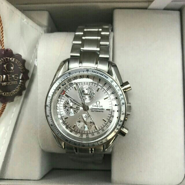 OMEGA - Omega オメガのスピードマスター デイデイト ブランド腕時計の通販 by lumble's shop|オメガならラクマ