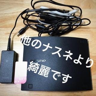ナスネ(nasne)のナスネ 1TB ネットワークレコーダー&メディアストレージ nasne(その他)