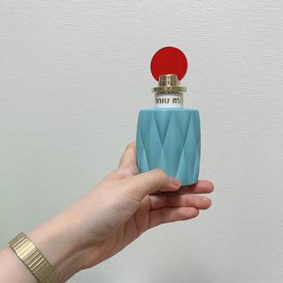 ミュウミュウ(miumiu)のオードパルファム miumiu 100ml(香水(女性用))