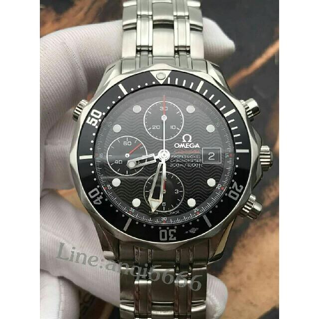 OMEGA - オメガ 腕時計 シーマスター300 213.30.42.40.01.001 の通販 by イヨ's shop|オメガならラクマ