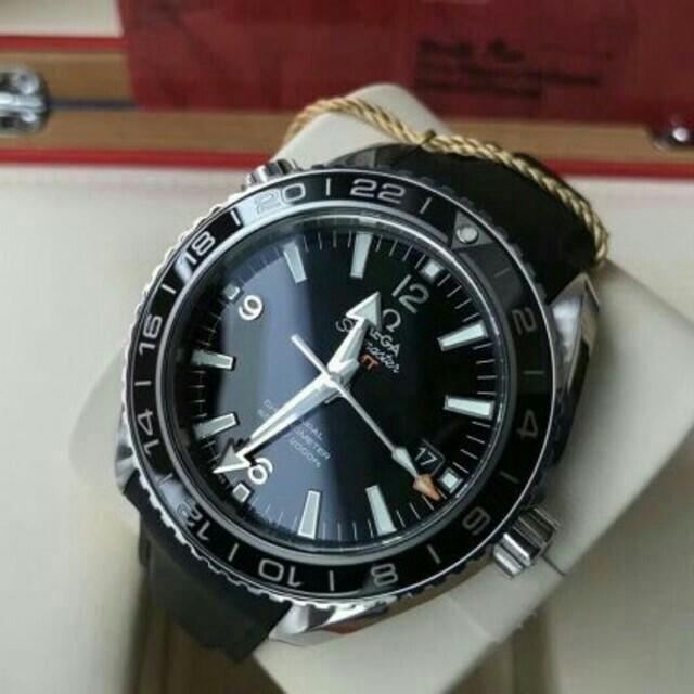 OMEGA - OMEGA メンズ  自動巻き 腕時計 文字盤の通販 by lumble's shop|オメガならラクマ