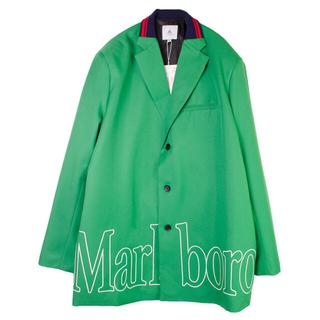 ジョンローレンスサリバン(JOHN LAWRENCE SULLIVAN)のyoikadakada Marboro Suit/Green(その他)