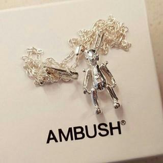 アンブッシュ(AMBUSH)のambush ウサギ ネックレス(ネックレス)