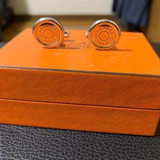 Hermes - 定価83,160円 エルメス クルードセル カフス カフリンクス